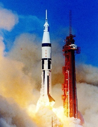 Remembering Apollo 7 | The Space Review | The NewSpace Daily | Scoop.it