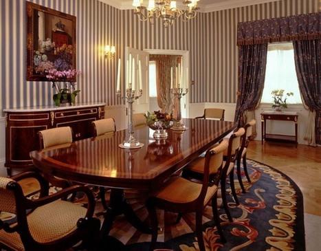 Formal Dining Room Furniture with Elegant Furniture | News Info | Scoop.it