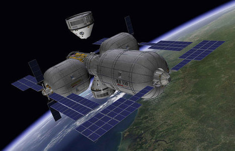 Private Space Stations Could Be a Reality by 2025 | The NewSpace Daily | Scoop.it