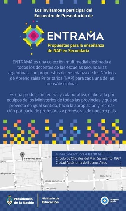 Entrama, Propuestas para la enseñanza de NAP en Secundaria | Creatividad en la Escuela | Scoop.it