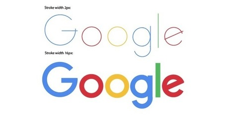 How Could Google's New Logo Be Only 305 Bytes When Its Old Logo Was 14,000 Bytes? | News we like | Scoop.it