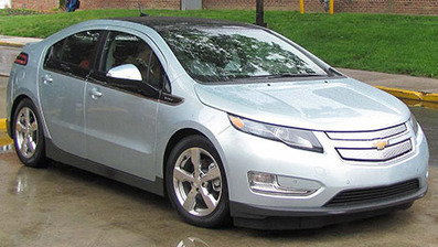 Chevy Volt Offically Rated at 93 MPGe in Electric Mode by EPA | Electric Car Pictures | Scoop.it