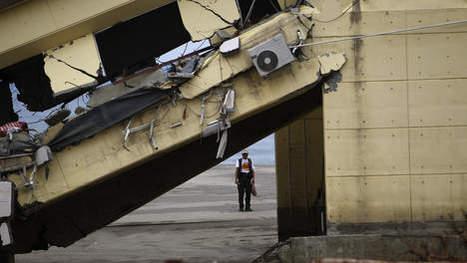 Les fonds marins japonais déplacés de 24m par le séisme | Japan Tsunami | Scoop.it
