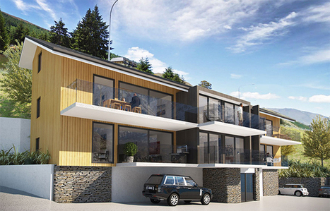 New Zealand Property | Lakeview Apartment @ Queenstown | Property Overseas | Scoop.it