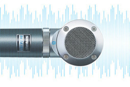 Microphones: What you need to know before you buy | TechHive | Podcasts | Scoop.it