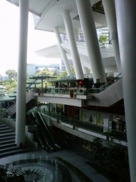 The Star Vista- Singapore's first naturally cooled mall: a model of mall building of the future? | GREENASIAFORCE.com | Green Buildings in Singapore | Scoop.it