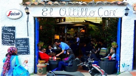 The 10 Coolest Cafes in Bogota, Colombia | Coffee News | Scoop.it