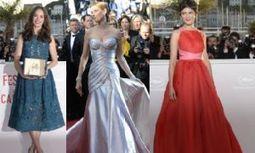 Cannes: la alfombra roja de la elegancia - Ambito.com | Moda | Scoop.it