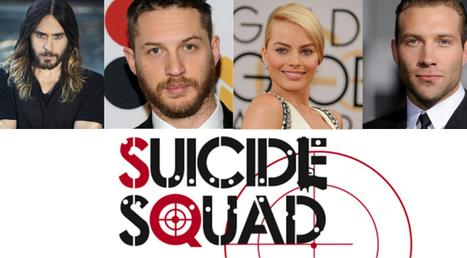 'Suicide Squad' Starts Filming In April | Comics | Scoop.it
