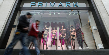 La percée spectaculaire de Primark en France   Marketing   Scoop.it