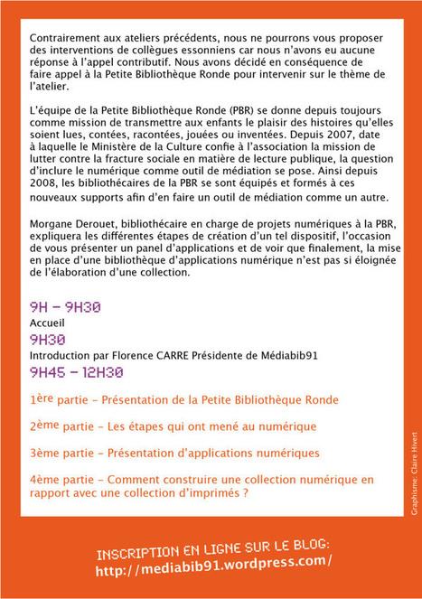 Atelier Ressources numériques jeunesse - Jeudi 16 mai 2013 | Vie de l'association | Scoop.it