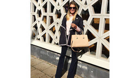 The 10 Fashion Blogger Instagrams to Follow Now | Beauty & Fashion Blogs | Scoop.it