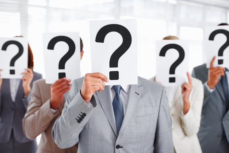 6 Ways Smart Questions Help You Work Smarter | Leadership Lite | Scoop.it