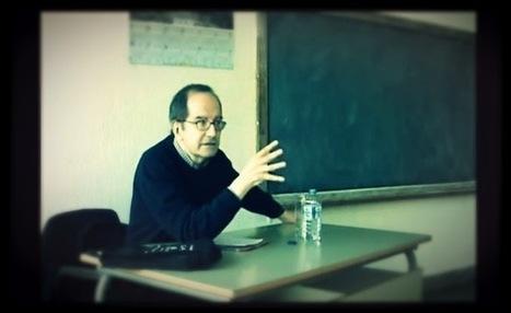 Cursos y conferencias de Felipe Martínez Marzoa (Grabaciones en ... | Hermenéutica y filosofía | Scoop.it