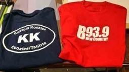 Kustom Koozies offers T-shirts - Kustom Koozies offers Fun for you. | Koozies | Scoop.it