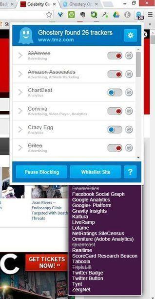 6 extensions de navigateur pour protéger votre vie privée - Maniac Geek   Horlogerie   Scoop.it