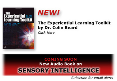 Professor Colin Beard. Expertise in Designing and Facilitating Experiential Learning | Tutor Resources | Scoop.it