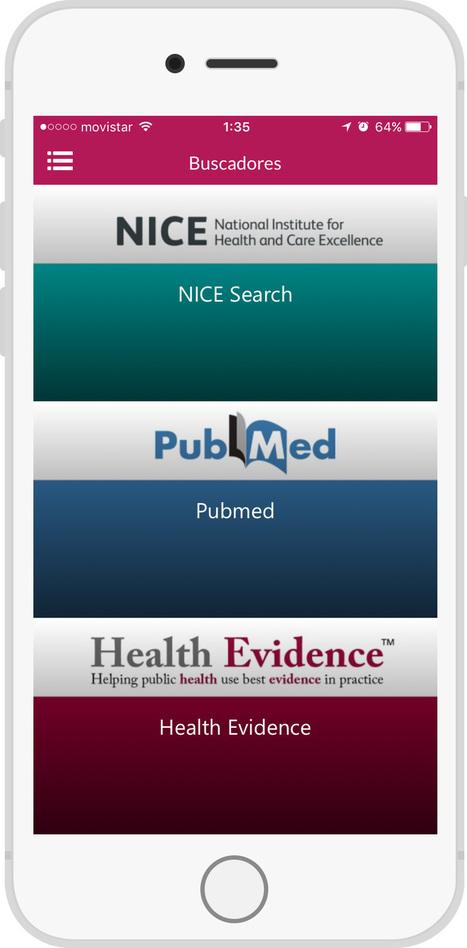 Healthscience: App gratuita de actualización científica para profesionales sanitarios | Salud Publica | Scoop.it