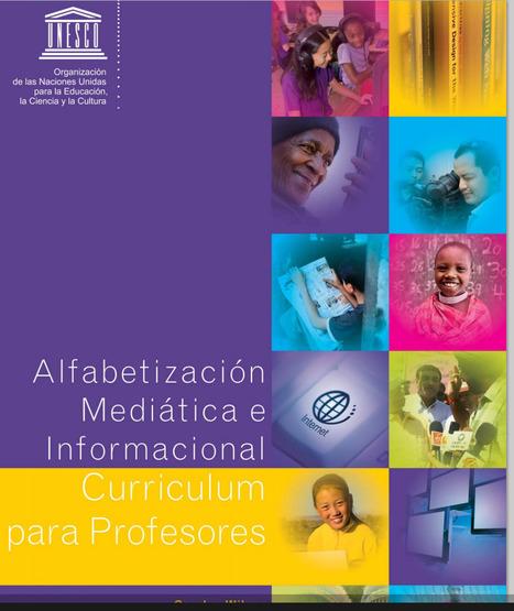 Curriculum para profesores sobre alfabetización mediática e informacional | Noticias, Recursos y Contenidos sobre Aprendizaje | Scoop.it