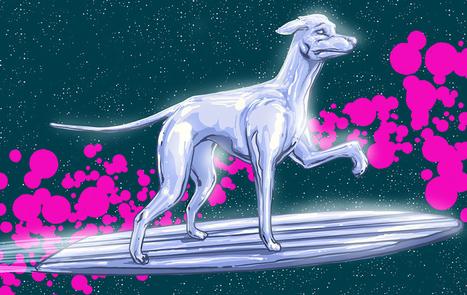 Dogs of the Marvel Universe : un illustrateur transforme les super-héros en chiens | Superheroes & Supervillains | Scoop.it