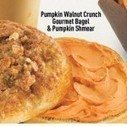 Einstein Bros Bagels: $1 off a Pumpkin Walnut Crunch Bagel with Cream Cheese & $3 off a Dozen Bucket (Ex. 09-10-13) | Printable Restaurant Coupons | Scoop.it