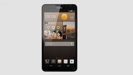Huawei Ascend Mate 2 - Mobile Technology | Mobitech Best Reviews | Scoop.it