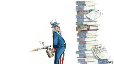 Over-regulated America   ACS Economics   Scoop.it