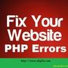 Fix PHP Errors Online