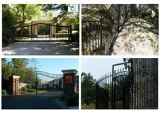 Custom Iron Fences in Sacramento, CA   Find unique Design on Wrought Iron Gates in Roseville, Sacramento   Scoop.it