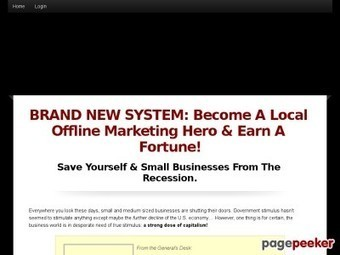 Offline Sales Strategy – Local Online Marketing Training | Ebooks, Software and Downloads | Scoop.it