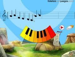 Pianete, juego para componer música. | Juegos Tic para Música Primaria | Scoop.it