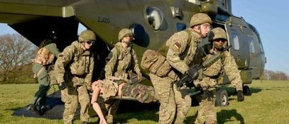 British Army | A to Z of who I have worked with | Scoop.it
