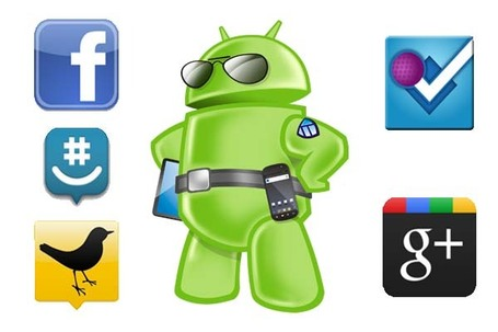 5 of the best social media Apps for your Android smartphone | The Information Specialist's Scoop | Scoop.it