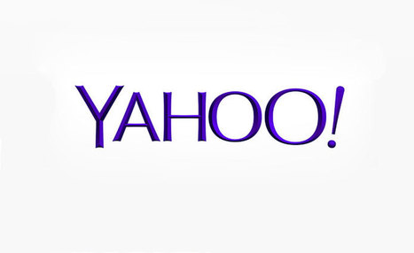 yahoo unveils brand new logo design - designboom | architecture & design magazine | TheBrandAcademy News | Scoop.it