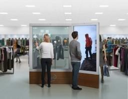 Tiendas físicas con tecnologías del futuro | Comunicación Cultural | Cacharros | Scoop.it