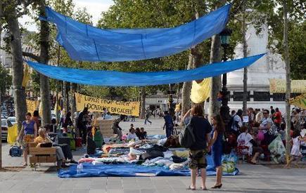 Nouvelle occupation de la place de la République par le DAL ! Communiqué de Serge FEDERBUSCH | ETOUFFEMENT | Scoop.it
