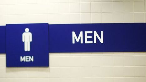 All wrong -- in California, girls can use urinals in the boys' restroom   APHUG   Scoop.it