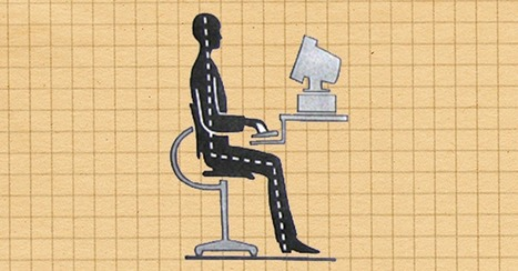 7 Simple Ways to Improve Your Posture at Work | UX Articles and Tools | Scoop.it