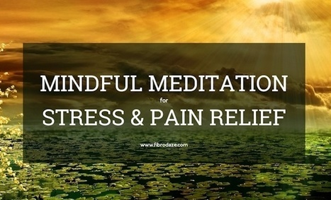 Mindfulness Meditation For Stress & Pain Relief » | Fibromyalgia | Scoop.it