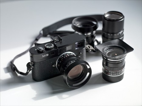 Leica M9 review | Sculpting in light | Scoop.it