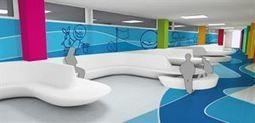 Los nuevos hospitales HUCA y Álvarez Buylla cuentan con 1.700 piezas de mobiliario diseñadas a medida | healthy | Scoop.it