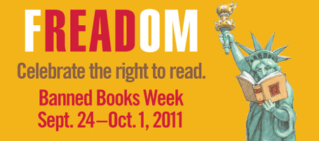Banned Books Week | LibraryLinks LiensBiblio | Scoop.it