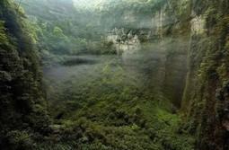 А бывают ли облака в пещерах? (Огромная пещера в Китае) | Expertov.COM | Scoop.it