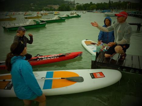 Quelques photos du Triathlon d'Annecy (et les résultats) - Annecy Stand Up Paddle Club | Annecy | Scoop.it