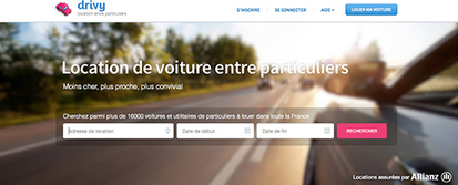 Drivy lève six millions d'euros et veut damer le pion à Ouicar | great buzzness | Scoop.it