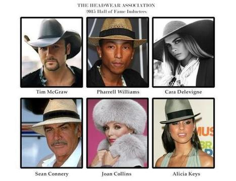2015 Headwear Hall of Fame Inductees Announced | Ac-socialize | Scoop.it