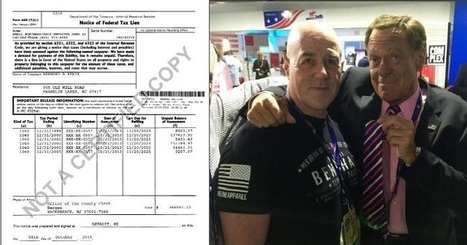 Felon Bernard Kerik can't vote owing arrears criminal restitution but crashes the RNC Convention to party... | Bernard Kerik Bernie Kerik | Scoop.it