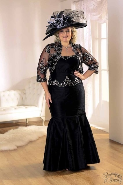 Some best mother of the bride outfits | Plus Sizes Mother of the Brides | Scoop.it