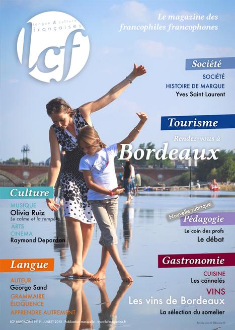 Le nouveau numéro du magazine LCF est disponibl... | apprendre à lire le français | Scoop.it