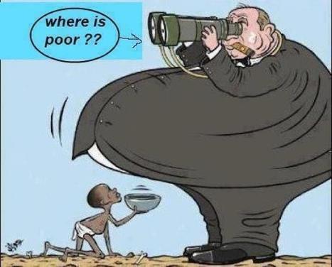 Les 85personnes les plus riches du monde plus riches que les 3milliards les plus pauvres | Nouveaux paradigmes | Scoop.it